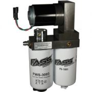 FASS Titanium TSUIM250G diesel fuel supply pump system, class 8 truck