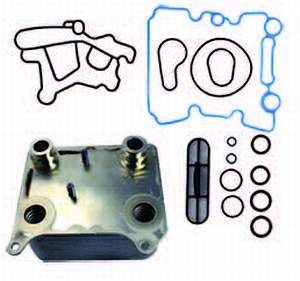 3C3Z6A642CA Engine Oil Cooler Kit 03-10 6.0 Ford Powerstroke