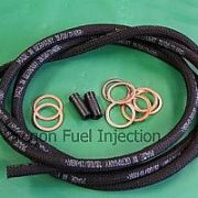62RTK 6.2 & 6.5 Injector Return Kit, includes return hose, plugs and chamber gaskets