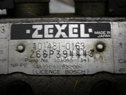 Nameplate and Model Number Tags   Oregon Fuel Injection