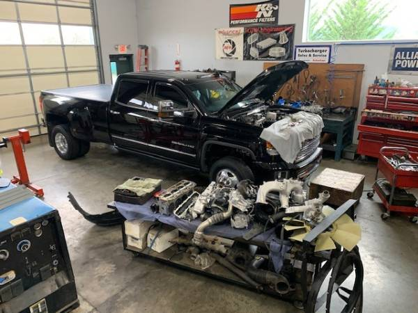 A Case For Not Deleting Your Truck Oregon Fuel Injection
